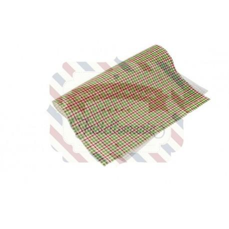 Pannolenci 1mm - 1 foglio 30x40 cm tartan panna colore a scelta
