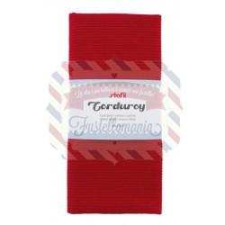 Tessuto corduroy 48x70 cm colore a scelta
