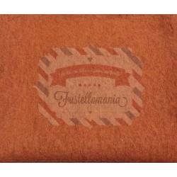 Lana cotta 50x50 cm color mattoncino