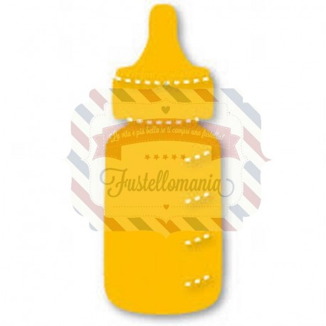 Fustella Sizzix Originals Yellow Biberon