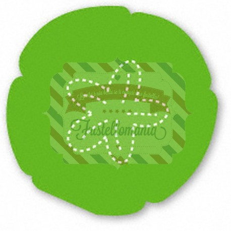 Fustella Sizzix Originals Green Stella marina di sabbia
