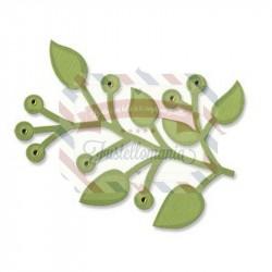Fustella Sizzix Bigz Ramo con foglie