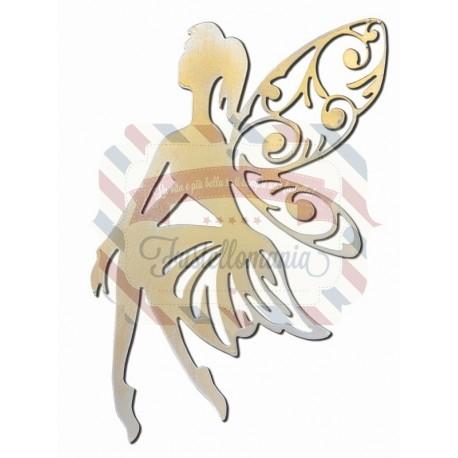 Fustella Sizzix Thinlits Doily love silhouette