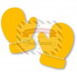 Fustella Sizzix Originals Yellow Guanti neve