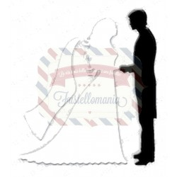 Fustella metallica Sposi