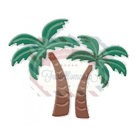Fustella metallica Palme