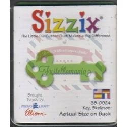 Fustella Sizzix Originals Green Chiave