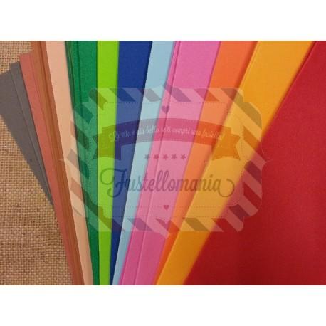 Fommy Darice 3 mm foglio singolo colori assortiti
