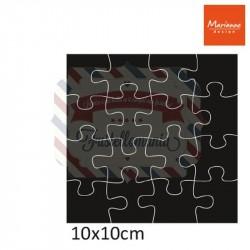 Fustella metallica Marianne Design Craftables Puzzle