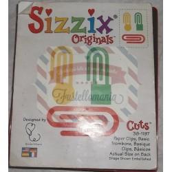 Fustella Sizzix Originals Graffette clips