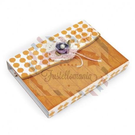 Fustella Sizzix BIGz XL Index card folder