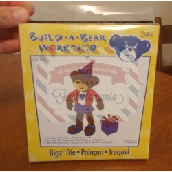 Fustella Sizzix Bigz Build a bear