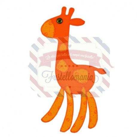 Fustella Sizzix Bigz L Giraffa
