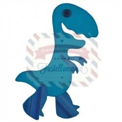 Fustella Sizzix Bigz L Dinosauro T-Rex