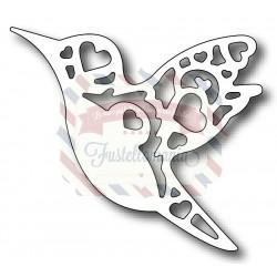 Fustella metallica Hummingbird