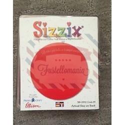 Fustella Sizzix Originals Cerchio 1