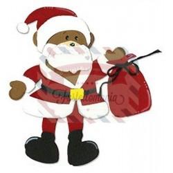 Fustella Sizzix Bigz Christmas Bear
