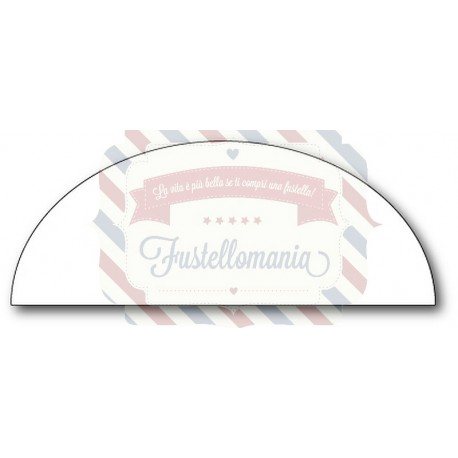 Fustella metallica Memory Box Solid Arch Background
