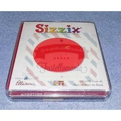 Fustella Sizzix Originals Cerchio 2