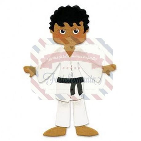 Fustella Sizzix Originals Dress Ups Karate Uniform