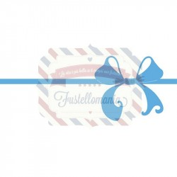 Fustella metallica Marianne Design Creatables Bow & Ribbon
