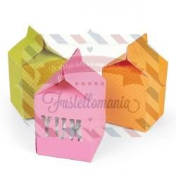 Fustella Sizzix Bigz L Milk Box Movers & Shapers