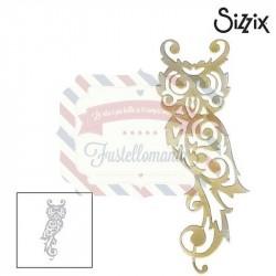 Fustella Sizzix Thinlits Gufo Reale