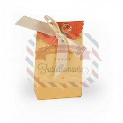 Fustella Sizzix Thinlits Bustina regalo