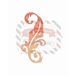 Fustella Sizzix Thinlits Amore leale