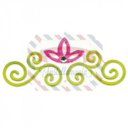 Fustella Sizzix Bigz Flower & Vine 2