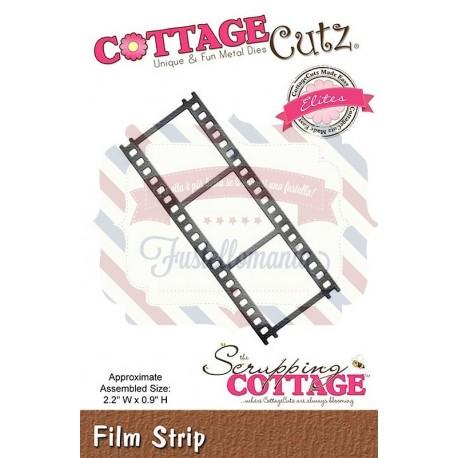 Fustella metallica Cottage Cutz Film Strip