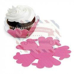Fustella Sizzix BIGz XL Cupcake Holder Celebration