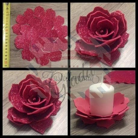 Fustella A4 Rosa