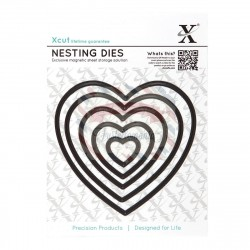 Fustella metallica Xcut Heart