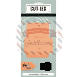 Fustella metallica CUT-IES Little Present Mini Envelop