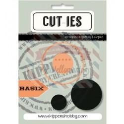 Fustella metallica CUT-IES BasiX Round