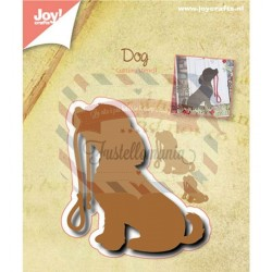 Fustella metallica Joy! Crafts Dog