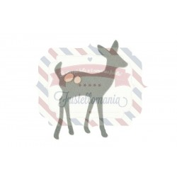 Fustella Sizzix Bigz Little Deer