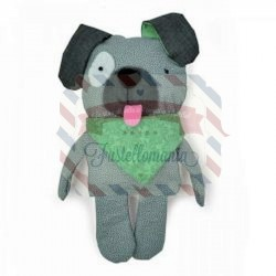 Fustella Sizzix A4 Dog Softee