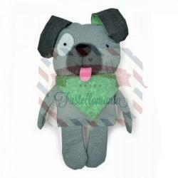 Fustella Sizzix A4 Dog Softee