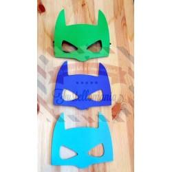 Fustella Maschera supereroe