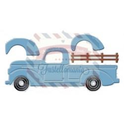 Fustella metallica Camion