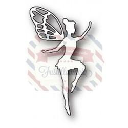 Fustella metallica PoppyStamps Dancing Faerie