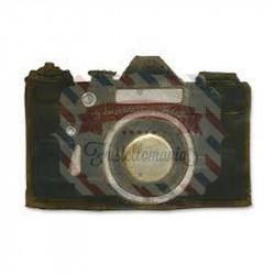 Fustella Sizzix Bigz Vintage Camera