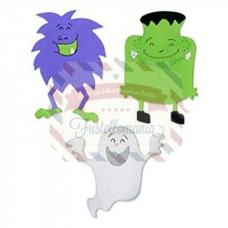 Fustella Sizzix Bigz Monsters