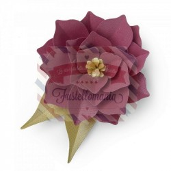 Fustella Sizzix Thinlits Large 3D Flower