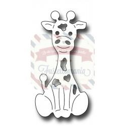 Fustella metallica Toy Giraffe