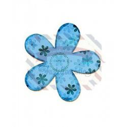 Fustella Sizzix Bigz Flower Clear