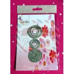 Fustella metallica Rosa
