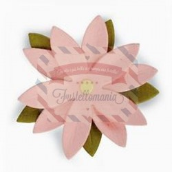 Fustella Sizzix Thinlits Pretty Flower
